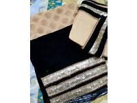 Velvet Punjabi/Indian suit