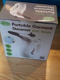 Quest 800 Watt Portable Garment Steamer