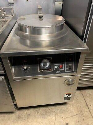 Bki Blf-f Auto Lift Deep Fryer With Filter