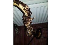 MACSAX CLASSIC Tenor Saxophone- antique lacquer finish