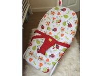 Baby bouncer chair redkite