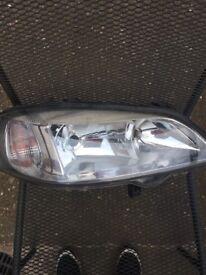 Vauxhall Astra light
