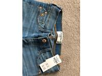 Age 11/12 slim Abercrombie kids jeans