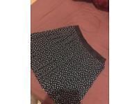 Brand new H&M size 10 skirt