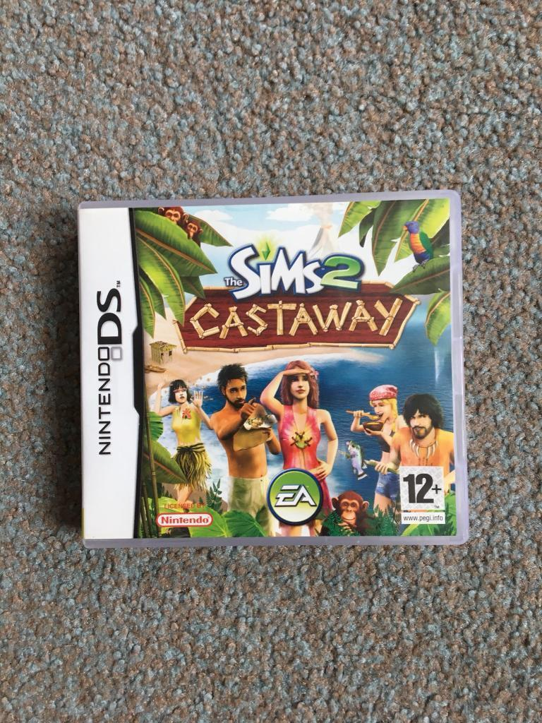sims castaway ds