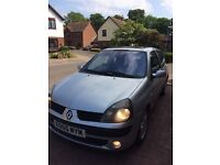 55 Plate Clio 1.2 - Cheap, Reliable & Good Runner