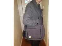 Joe Nimble dark Grey Nimble designer bag