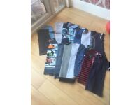 Boys bundle of clothes 8.10years