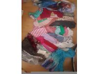 Large Bundle of 4-5 year girls clothes