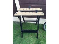 Workbench wooden