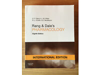 Rang & Dale's Pharmacology, 8th Edition (International) - Rang, Ritter, Flower and Henderson