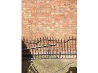 Driveway gates 4ft x3ft each