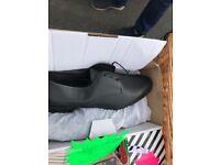 Men's size 12 ballroom shoes made in UK BNIB