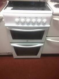Free standing electric cooker indesit tcl 21905