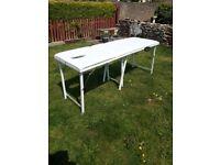 Mercia Portable Beauticians table