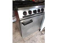 Falcon 4 Burner Gas Cooker With Oven
