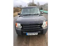 landrover discovery 3 tdv6 auto