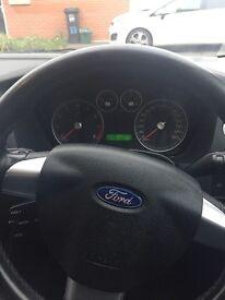 2005 Ford Focus Zetec Climate 1.6 petrol