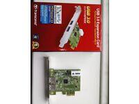 TRANSCEND TS-PDU3 EXPANSION CARD USB 3.0