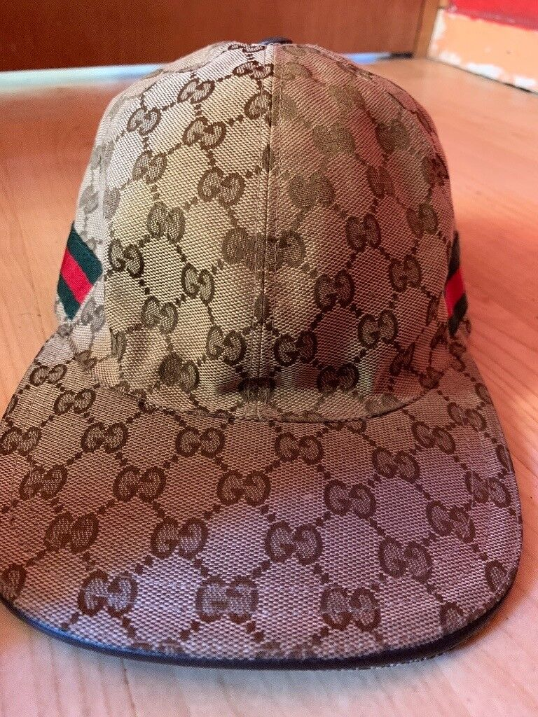 6ce7da1b Real Gucci Cap! Preloved BARGAIN   in Leicester, Leicestershire ...