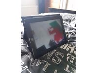 Ipad 2 with case and charger