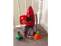 ELC Happyland Rocket Ship