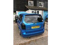 Arden blue zafira gsi 2004 £1300!!