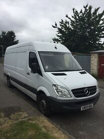 Mercedes sprinter 311cdi LWB £5750 NO VAT