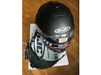 HJC IS 17, Motorcycle Helmet, Size Large