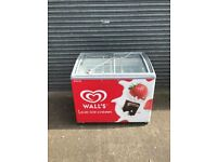 FREEZER - ICE CREAM AND LOLLY DISPLAY - AHT - VAT INCLUDED