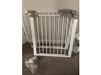 Lindam Safety Gates x2 with 1 extender