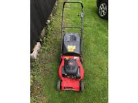 Champion lawnmower spares or repairs