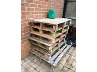 Free 2ft x 3ft pallets to collect!