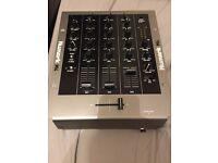 Great working Numark mixer M4