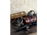 Ford transit 3 way tipper ram and pump