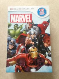 Marvel Readers Collection 15 books