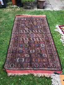 Beautiful P.e.r.s.i.a.n Handmade Wool Shahsavan Kleim