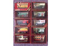 Matchbox models of yesteryear vintage classic Diecast Collectable die cast joblot not Lledo corgi