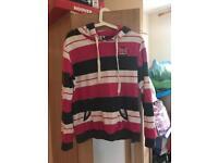 Ladies size 12 hoodie