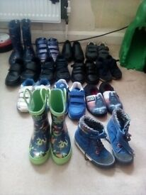Boys shoes size from 8-11 young kids