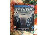 Everest 2015 Blu-Ray