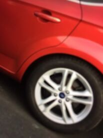 2015 mondeo alloy wheels and tyres
