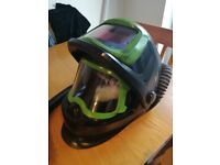 3M speedglas 9100FX air fed welding helmet