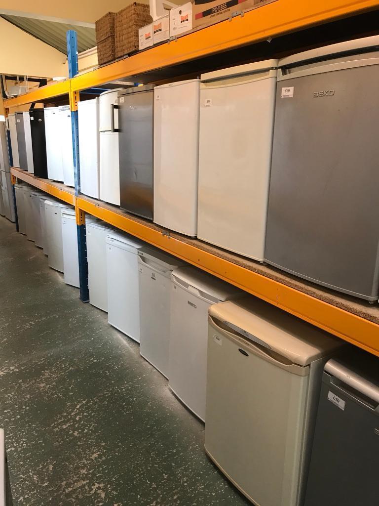 Fridges freezers cheers lots At Recyk appliances