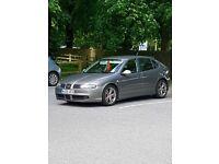2005 Seat leon fr 1.8t 180bhp