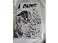 Haunt - Issue 3