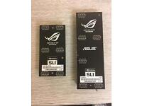 Asus 3 way & 4 way SLI bridges Unused