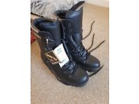 GORE-TEX boots (brand new)