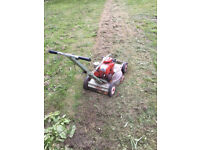 Hayter graveyard mower orchard topper rough cut banks 5hp