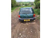Subaru Forester 2ltr non turbo